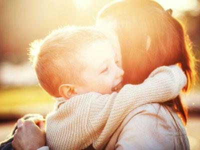 母亲节英文祝福语:送给世界上最好的妈妈!
